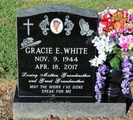 WHITE, GRACIE E. - Norfolk (City of) County, Virginia | GRACIE E. WHITE - Virginia Gravestone Photos