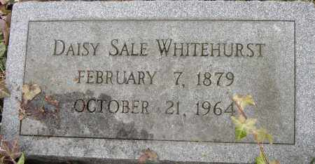 WHITEHURST, DAISY SALE - Norfolk (City of) County, Virginia | DAISY SALE WHITEHURST - Virginia Gravestone Photos