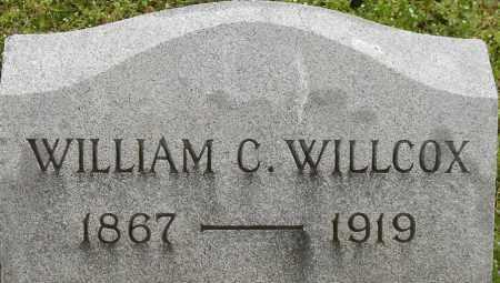 WILLCOX, WILLIAM C - Norfolk (City of) County, Virginia | WILLIAM C WILLCOX - Virginia Gravestone Photos