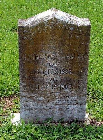 INSLEY, CATHERINEL. - Poquoson (City of) County, Virginia | CATHERINEL. INSLEY - Virginia Gravestone Photos