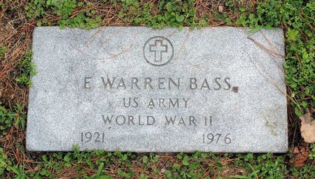 BASS, EMUEL WARREN - Poquoson (City of) County, Virginia | EMUEL WARREN BASS - Virginia Gravestone Photos