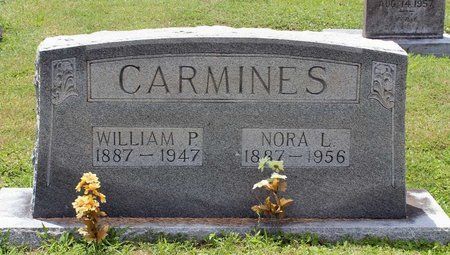 CARMINES, WILLIAM P. - Poquoson (City of) County, Virginia | WILLIAM P. CARMINES - Virginia Gravestone Photos