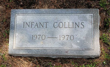 COLLINS, INFANT - Poquoson (City of) County, Virginia | INFANT COLLINS - Virginia Gravestone Photos