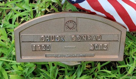 CONRAD, CHUCK - Poquoson (City of) County, Virginia | CHUCK CONRAD - Virginia Gravestone Photos