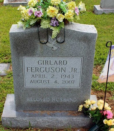 FERGUSON, GIRLARD JR. - Poquoson (City of) County, Virginia | GIRLARD JR. FERGUSON - Virginia Gravestone Photos