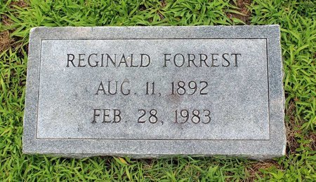 FORREST, REGINALD - Poquoson (City of) County, Virginia | REGINALD FORREST - Virginia Gravestone Photos