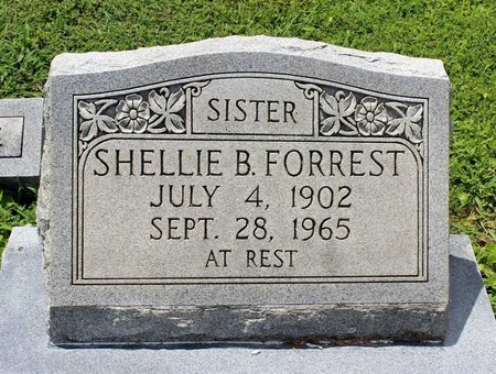 FORREST, SHELLIE B. - Poquoson (City of) County, Virginia | SHELLIE B. FORREST - Virginia Gravestone Photos