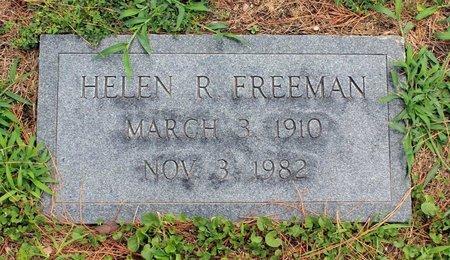 FREEMAN, HELEN R. - Poquoson (City of) County, Virginia | HELEN R. FREEMAN - Virginia Gravestone Photos