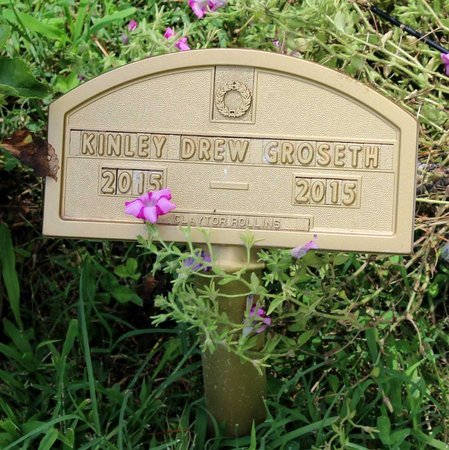 GROSETH, KINLEY DREW - Poquoson (City of) County, Virginia | KINLEY DREW GROSETH - Virginia Gravestone Photos
