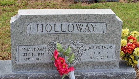 EVANS HOLLOWAY, JOCELYN - Poquoson (City of) County, Virginia | JOCELYN EVANS HOLLOWAY - Virginia Gravestone Photos
