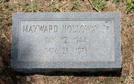 HOLLOWAY, MAYWARD JR. - Poquoson (City of) County, Virginia   MAYWARD JR. HOLLOWAY - Virginia Gravestone Photos