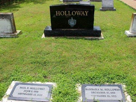 HOLLOWAY, BARBARA M. - Poquoson (City of) County, Virginia | BARBARA M. HOLLOWAY - Virginia Gravestone Photos