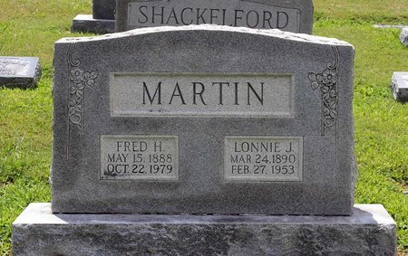 MARTIN, FRED H. - Poquoson (City of) County, Virginia | FRED H. MARTIN - Virginia Gravestone Photos