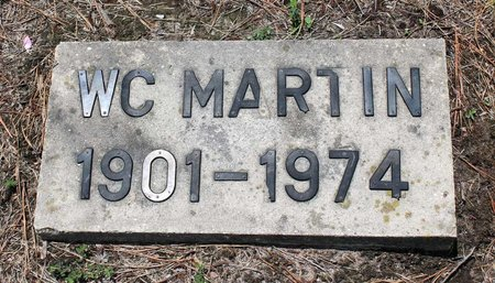 MARTIN, WILLIAM COLBERT - Poquoson (City of) County, Virginia | WILLIAM COLBERT MARTIN - Virginia Gravestone Photos