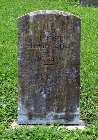 NEWTON, JOSEPH J. - Poquoson (City of) County, Virginia | JOSEPH J. NEWTON - Virginia Gravestone Photos