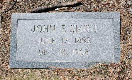 SMITH, JOHN F. - Poquoson (City of) County, Virginia | JOHN F. SMITH - Virginia Gravestone Photos