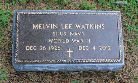 WATKINS, MELVIN LEE - Poquoson (City of) County, Virginia | MELVIN LEE WATKINS - Virginia Gravestone Photos