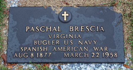 BRESCIA, PASHAL - Portsmouth (City of) County, Virginia   PASHAL BRESCIA - Virginia Gravestone Photos