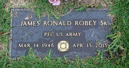 ROBEY, JAMES RONALD - Portsmouth (City of) County, Virginia   JAMES RONALD ROBEY - Virginia Gravestone Photos
