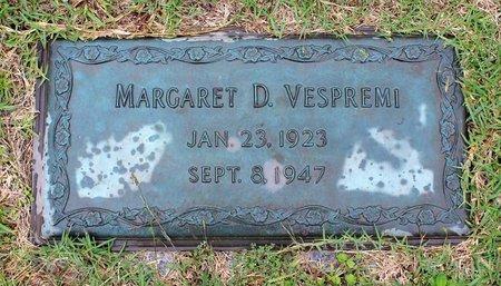 VESPREMI, MARGARET D. - Portsmouth (City of) County, Virginia | MARGARET D. VESPREMI - Virginia Gravestone Photos