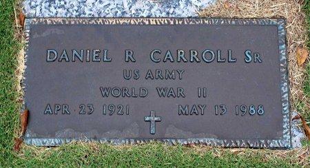 CARROLL, DANIEL R. - Portsmouth (City of) County, Virginia | DANIEL R. CARROLL - Virginia Gravestone Photos