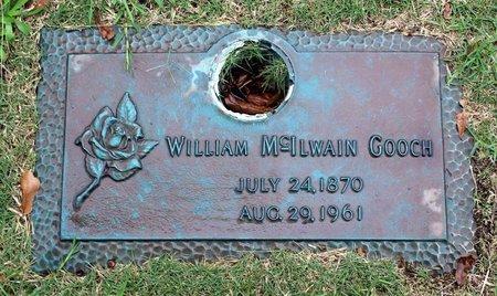 GOOCH, WILLIAM MCILWAIN - Portsmouth (City of) County, Virginia | WILLIAM MCILWAIN GOOCH - Virginia Gravestone Photos