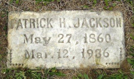 JACKSON, PATRICK HENRY - Richmond (City of) County, Virginia | PATRICK HENRY JACKSON - Virginia Gravestone Photos
