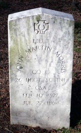 MORRIS, JOHN MARTIN - Richmond (City of) County, Virginia   JOHN MARTIN MORRIS - Virginia Gravestone Photos