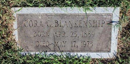 BLANKENSHIP, CORA - Roanoke (City of) County, Virginia | CORA BLANKENSHIP - Virginia Gravestone Photos