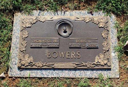 BOWERS, DORIS U. - Roanoke (City of) County, Virginia | DORIS U. BOWERS - Virginia Gravestone Photos