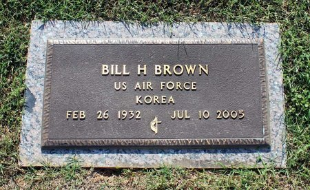 BROWN, BILL H. - Roanoke (City of) County, Virginia | BILL H. BROWN - Virginia Gravestone Photos