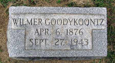 GOODYKOONTZ, WILMER - Roanoke (City of) County, Virginia | WILMER GOODYKOONTZ - Virginia Gravestone Photos