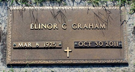 GRAHAM, ELINOR C. - Roanoke (City of) County, Virginia | ELINOR C. GRAHAM - Virginia Gravestone Photos