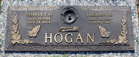 HOGAN, SHIRLEY O. - Roanoke (City of) County, Virginia | SHIRLEY O. HOGAN - Virginia Gravestone Photos