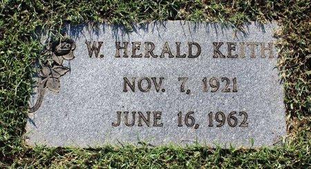 KEITH, WILBERT HERALD - Roanoke (City of) County, Virginia   WILBERT HERALD KEITH - Virginia Gravestone Photos