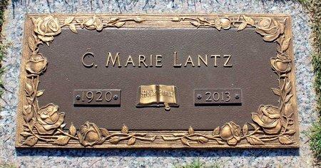LANTZ, C. MARIE - Roanoke (City of) County, Virginia | C. MARIE LANTZ - Virginia Gravestone Photos