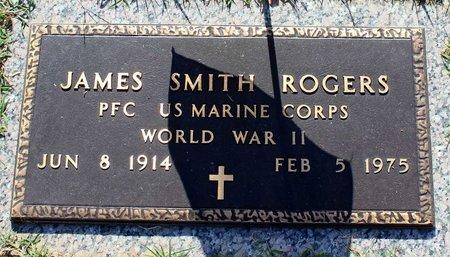 ROGERS, JAMES SMITH - Roanoke (City of) County, Virginia | JAMES SMITH ROGERS - Virginia Gravestone Photos