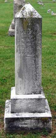 WATTS, MARY B. - Roanoke (City of) County, Virginia | MARY B. WATTS - Virginia Gravestone Photos