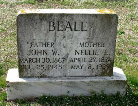 BEALE, JOHN W. - Suffolk (City of) County, Virginia | JOHN W. BEALE - Virginia Gravestone Photos