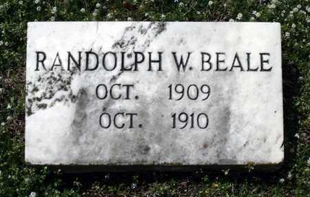 BEALE, RANDOLPH W. - Suffolk (City of) County, Virginia | RANDOLPH W. BEALE - Virginia Gravestone Photos