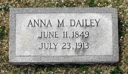 DAILEY, ANNA M. - Suffolk (City of) County, Virginia | ANNA M. DAILEY - Virginia Gravestone Photos