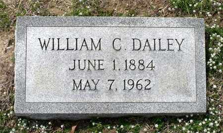 DAILEY, WILLIAM C. - Suffolk (City of) County, Virginia | WILLIAM C. DAILEY - Virginia Gravestone Photos