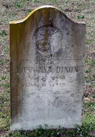 DIXON, ROSA ANN - Suffolk (City of) County, Virginia   ROSA ANN DIXON - Virginia Gravestone Photos