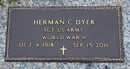DYER, HERMAN C. - Suffolk (City of) County, Virginia | HERMAN C. DYER - Virginia Gravestone Photos
