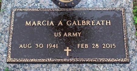 GALBREATH, MARCIA A. - Suffolk (City of) County, Virginia | MARCIA A. GALBREATH - Virginia Gravestone Photos