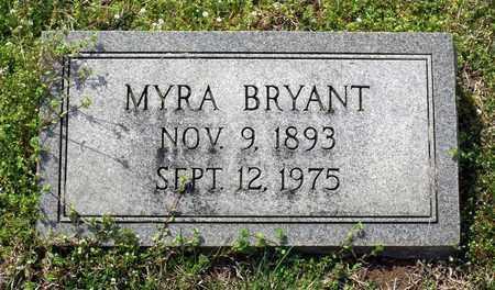 BRYANT GAYLE, MYRA - Suffolk (City of) County, Virginia | MYRA BRYANT GAYLE - Virginia Gravestone Photos