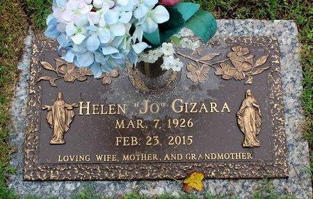 GIZARA, HELEN - Suffolk (City of) County, Virginia | HELEN GIZARA - Virginia Gravestone Photos