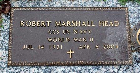 HEAD, ROBERT MARSHALL - Suffolk (City of) County, Virginia   ROBERT MARSHALL HEAD - Virginia Gravestone Photos