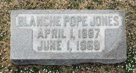JONES, BLANCHE - Suffolk (City of) County, Virginia | BLANCHE JONES - Virginia Gravestone Photos