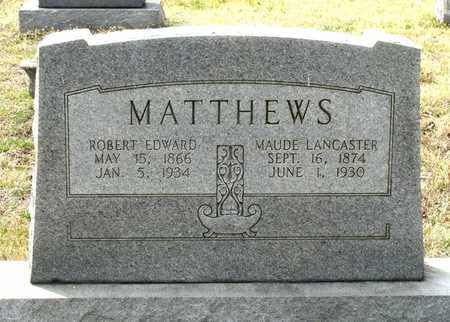 MATTHEWS, MAUDE - Suffolk (City of) County, Virginia | MAUDE MATTHEWS - Virginia Gravestone Photos